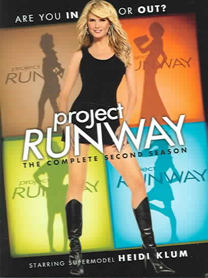PROJECT RUNWAY SEASON 2 BY PROJECT RUNWAY (DVD)